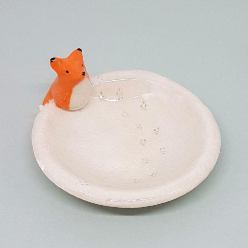 Coupelle mini animal en céramique