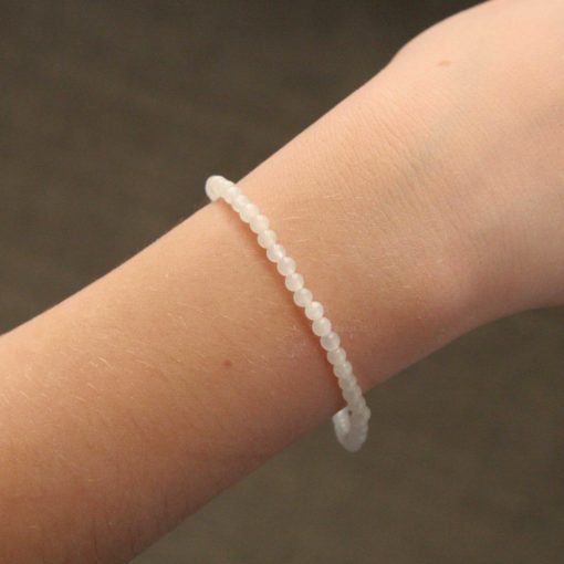 Bracelet simple jade naturel